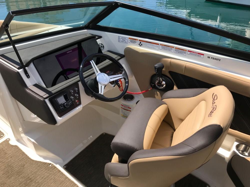 Jachthuur in  - Sea Ray SPX 230 via SamBoat