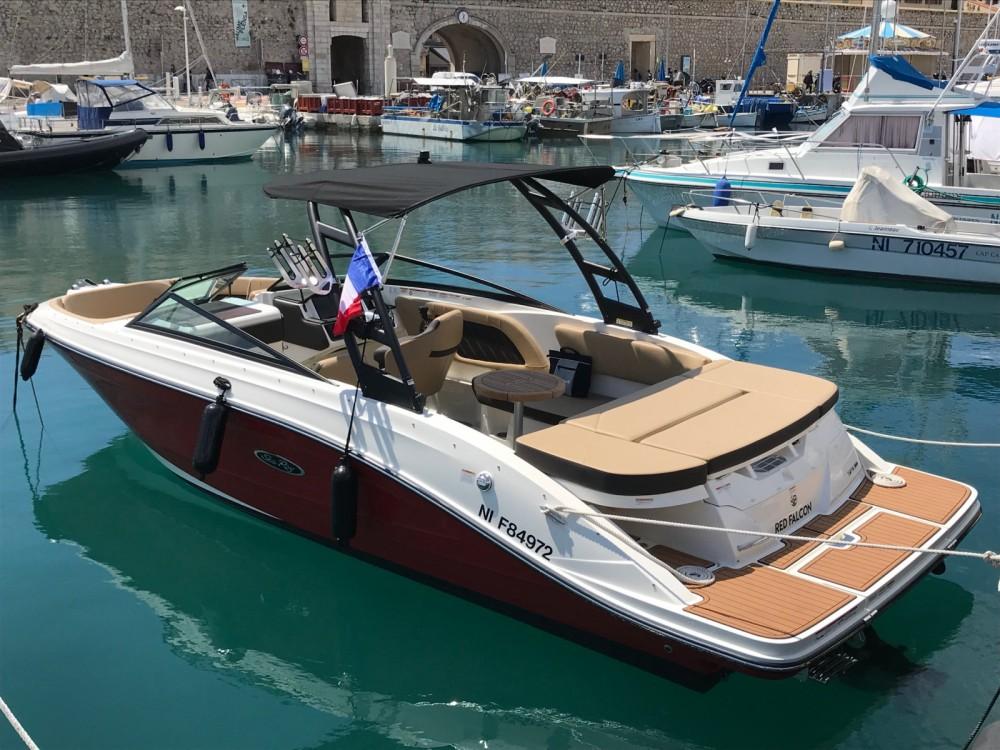 Huur Motorboot met of zonder schipper Sea Ray in