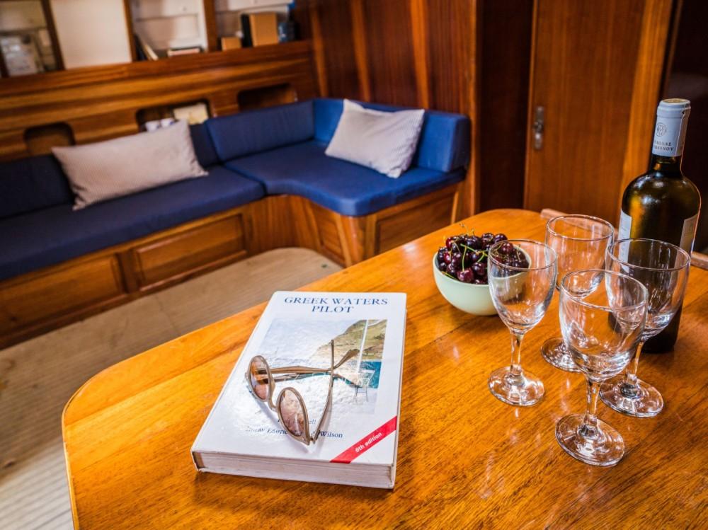 Verhuur Zeilboot Galian met vaarbewijs