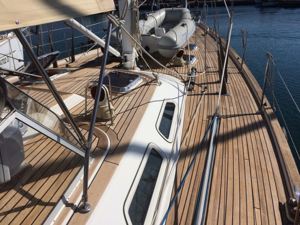 Huur Zeilboot met of zonder schipper Contest in Porto Ottiolu