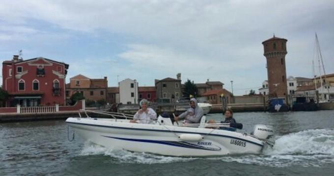 Jachthuur in Venezia - Ranieri Soverato 545 via SamBoat