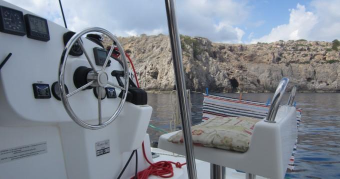Verhuur Catamaran in Gruissan - Fountaine Pajot Mahe 36