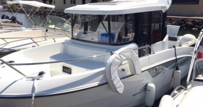 Huur een Bénéteau Barracuda 7 in Ajaccio