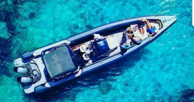 Bootverhuur Fost Bad Boy in Korfoe via SamBoat