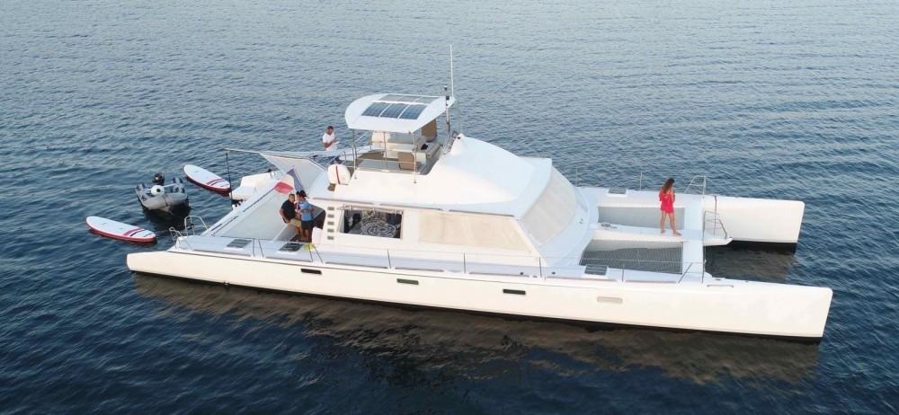 Jachthuur in Cogolin - Catamaran Modèle unique via SamBoat