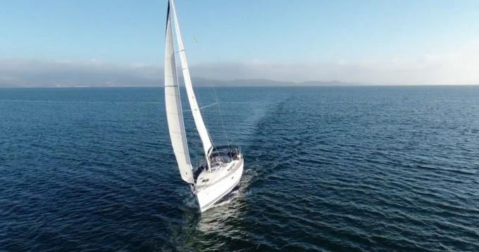 Jeanneau Sun Odyssey 42i te huur van particulier of professional in Combarro