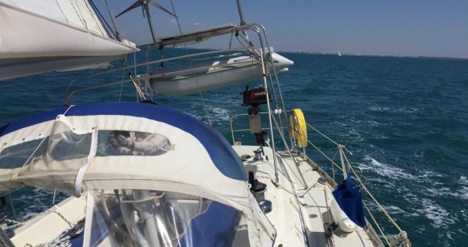 Verhuur Zeilboot Freedom met vaarbewijs