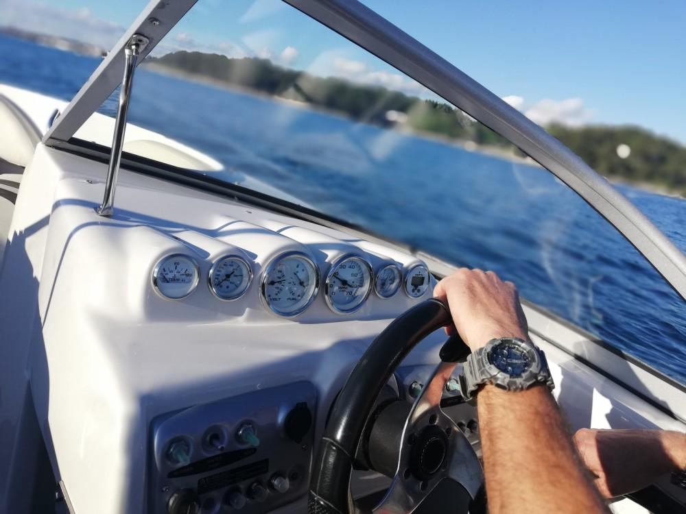 Motorboot te huur in Poreč voor de beste prijs