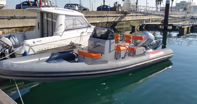 Jachthuur in Oeiras - Hydrosport 646 via SamBoat