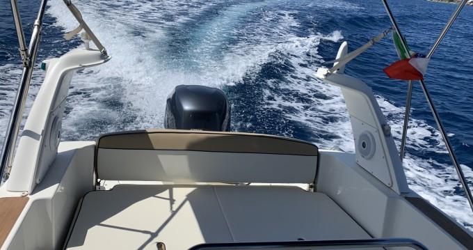 Verhuur Rubberboot in Panarea - Marlin Boat Marlin 23