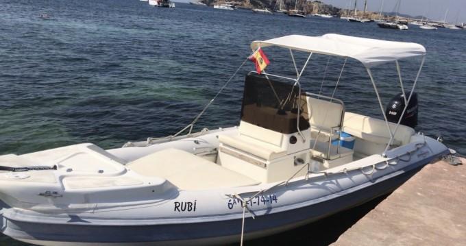 Jachthuur in Ibiza Island - Gommonautica G65y via SamBoat
