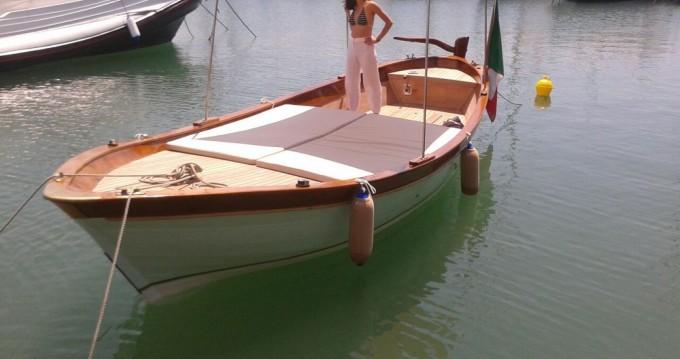 Huur Motorboot met of zonder schipper Barca d'epoca in legno  in Treporti