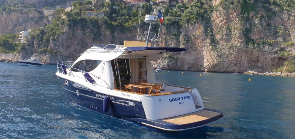 Verhuur Motorboot in Saint-Jean-Cap-Ferrat - Sessa Marine Dorado 32