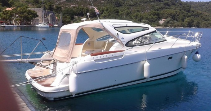 Jachthuur in Dubrovnik - Jeanneau PRESTIGE 34 s via SamBoat