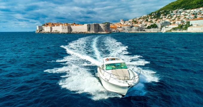 Verhuur Motorboot in Dubrovnik - Jeanneau PRESTIGE 34 s
