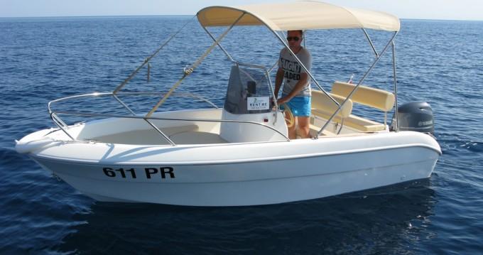 Motorboot te huur in Ugljan voor de beste prijs