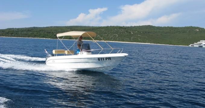 Verhuur Motorboot in Ugljan - Sessa Marine Key Largo 17