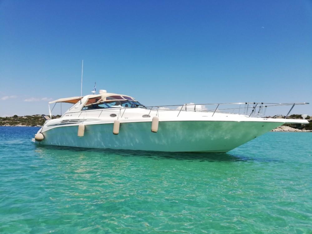 Sea Ray Sea Ray 450 Sundancer te huur van particulier of professional in Όρμος Παναγίας