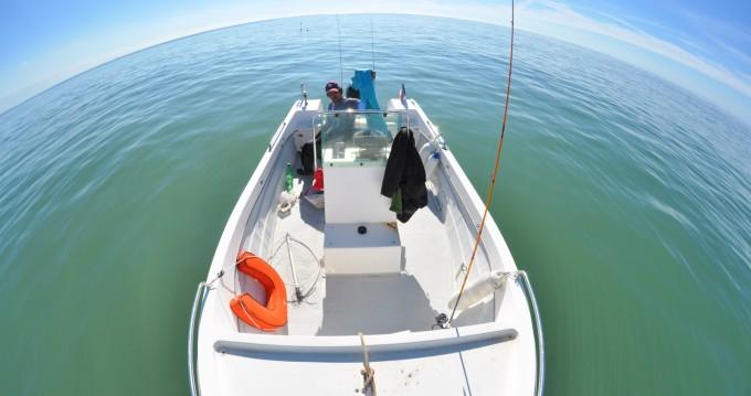 Huur Motorboot met of zonder schipper fibramar in Noirmoutier-en-l'Île