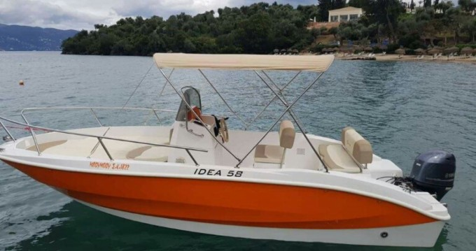 Jachthuur in Korfoe - Idea Deluxe 58 via SamBoat