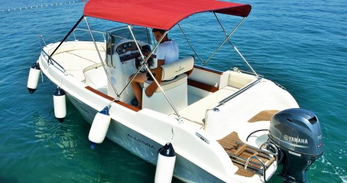Allegra Boats ALL 590 te huur van particulier of professional in Opatija