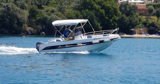 Verhuur Motorboot in Korfoe - Italmar F 30