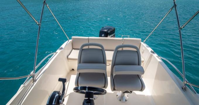 Jachthuur in Trogir - Quicksilver Activ 555 Open via SamBoat