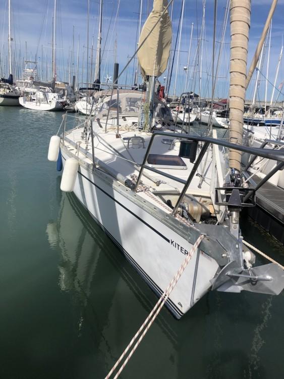 Verhuur Zeilboot in La Rochelle - Jeanneau Sun Legend 41