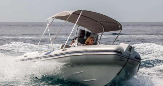 Huur Rubberboot met of zonder schipper Tiger in Trogir