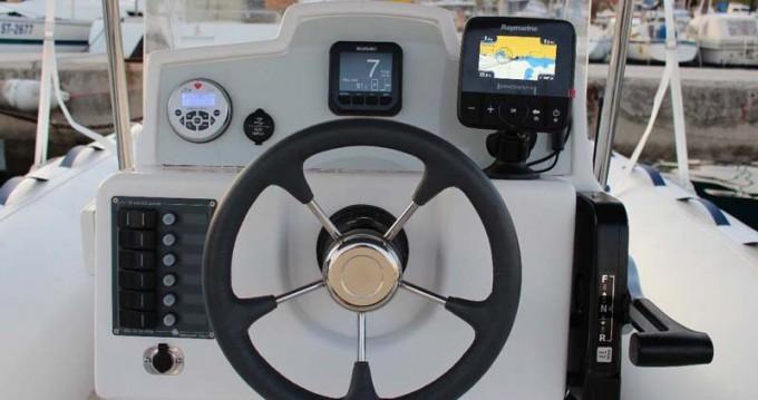 Jachthuur in Trogir - Tiger Marine 620 Pro via SamBoat