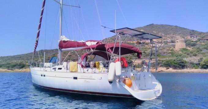 Verhuur Zeilboot in Port-de-Bouc - Bénéteau Oceanis 473