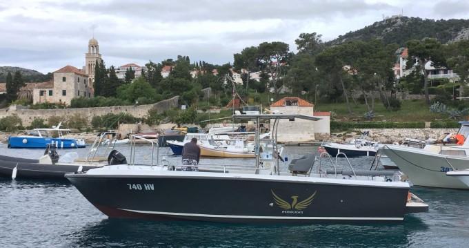 Verhuur Motorboot in Hvar - Phoenix 31