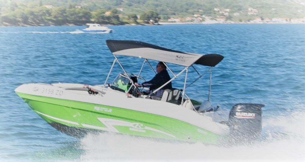 Bootverhuur Zadar goedkoop Smart RS Cinque