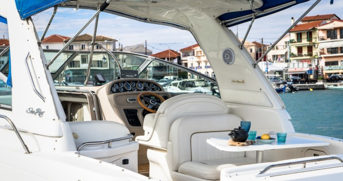 Verhuur Motorboot in Nikiána - Sea Ray Sea Ray 290 Sundancer