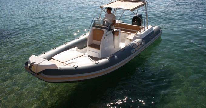 Verhuur Rubberboot in Propriano - Nautica Led Nautica Led 680 GS XL