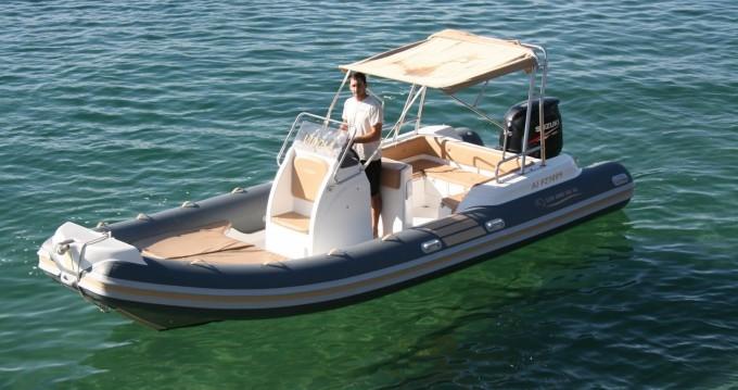 Jachthuur in Propriano - Nautica Led Nautica Led 680 GS XL via SamBoat