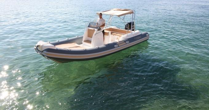 Bootverhuur Propriano goedkoop Nautica Led 680 GS XL