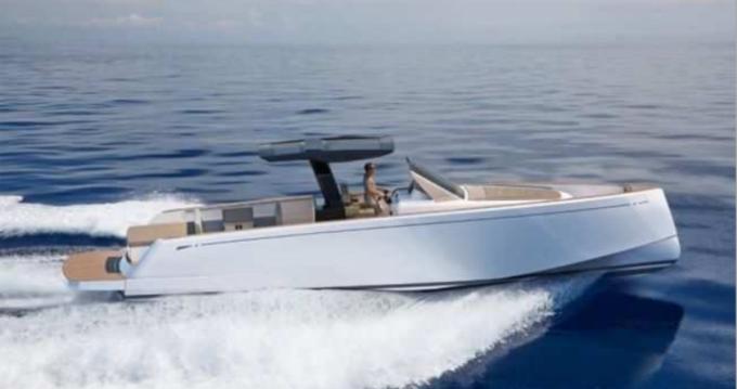 Huur Motorboot met of zonder schipper Pardo Yachts in Bandol