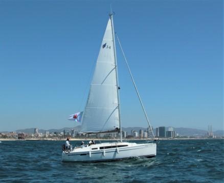 Huur Zeilboot met of zonder schipper Bavaria in Barcelona