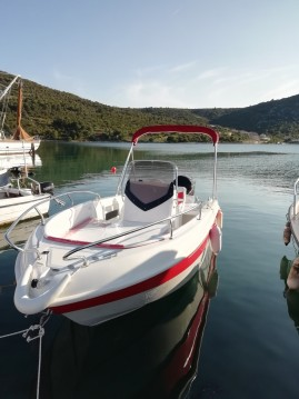 Verhuur Motorboot Salmeri met vaarbewijs
