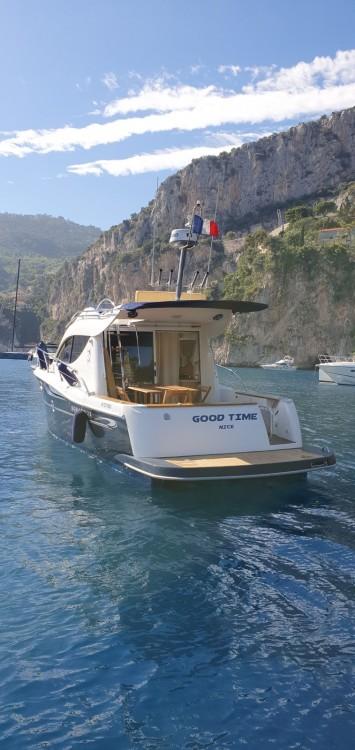 Jachthuur in Saint-Jean-Cap-Ferrat - Sessa Marine Dorado 32 via SamBoat