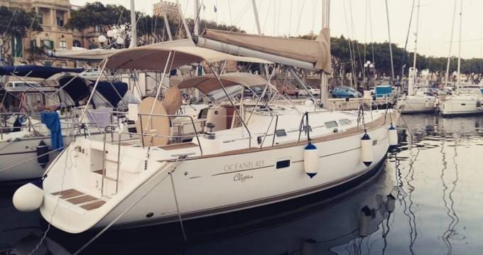 Bootverhuur Ta' Xbiex goedkoop Oceanis 423 Clipper