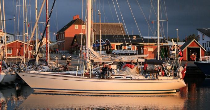 Huur een Nautor Swan Swan 48 in Copenhagen
