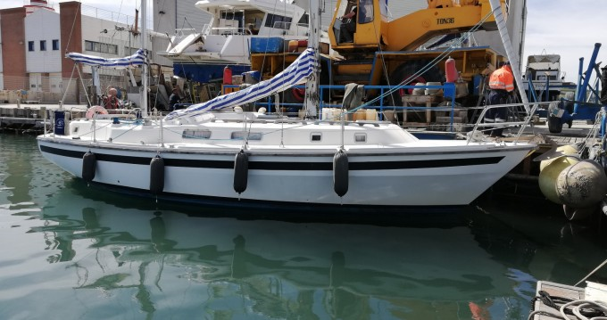 Jachthuur in Genova - Westerly 33 KETCH via SamBoat