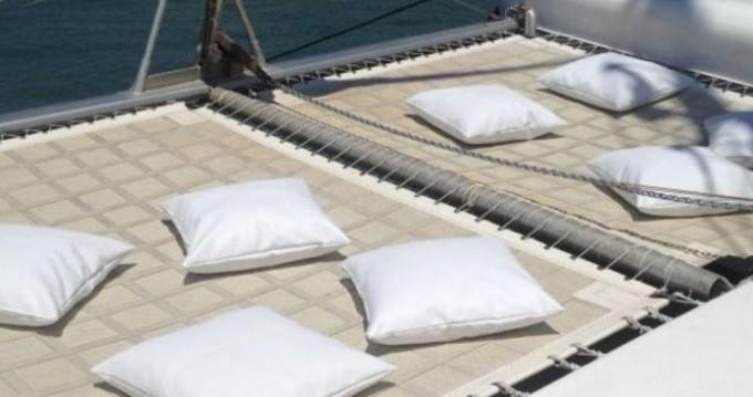 Catamaran DE EVENTOS  te huur van particulier of professional in Ibiza Town