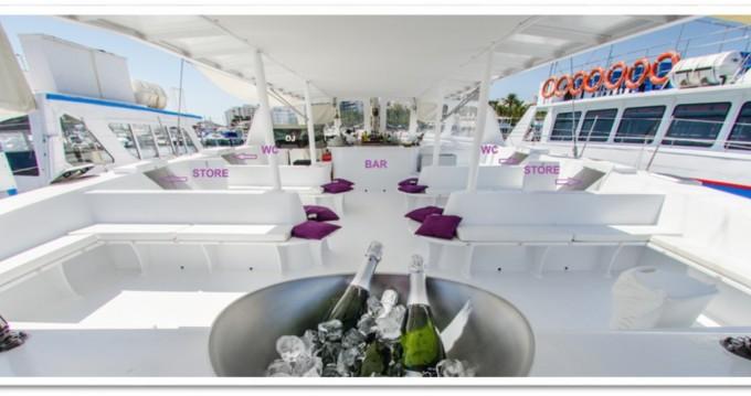 Verhuur Catamaran in Ibiza Town - Catamaran DE EVENTOS