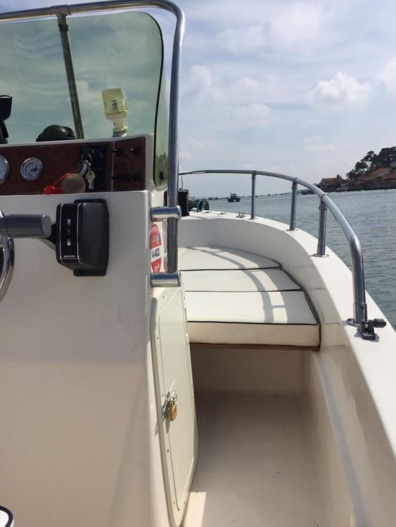 Verhuur Motorboot in Lège-Cap-Ferret - RASCALA FM16  500 Open