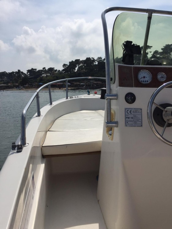 Motorboot te huur in Lège-Cap-Ferret voor de beste prijs