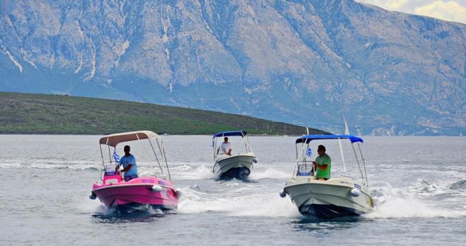 Verhuur Motorboot in Nikiána - Nautilus dromeas