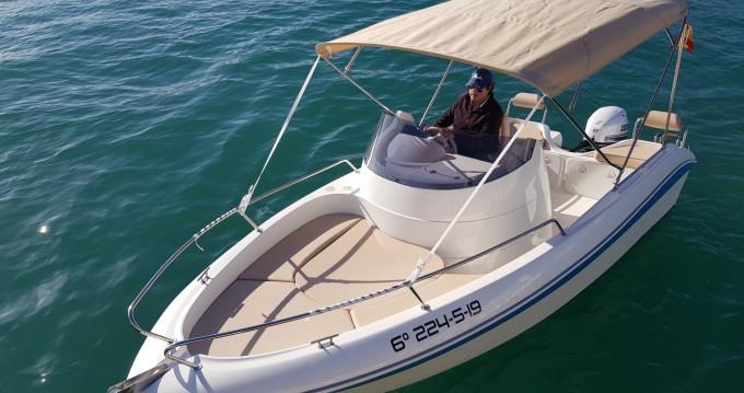 Bootverhuur Cabo Roig goedkoop Remus 550